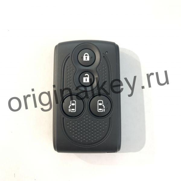 Ключ для Daihatsu 2013-2016, 4 buttons
