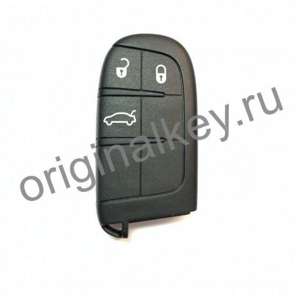 Смарт ключ для Fiat Freemont 2011-, 500l 2013-, 433MHz