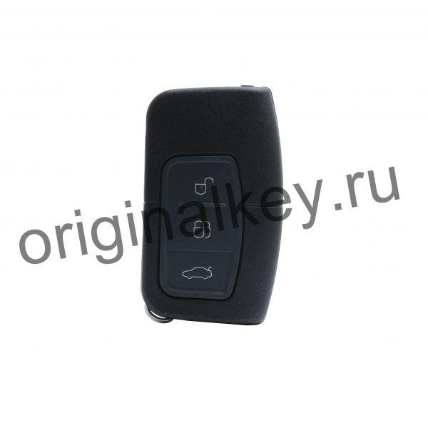Ключ для Ford C-MAX 2003-2010, Focus 2004-2011, Kuga 2008-2012, Mondeo 2007