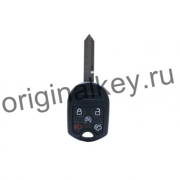 Ключ для Ford Explorer (TWJ) 2013-, 433 Mhz