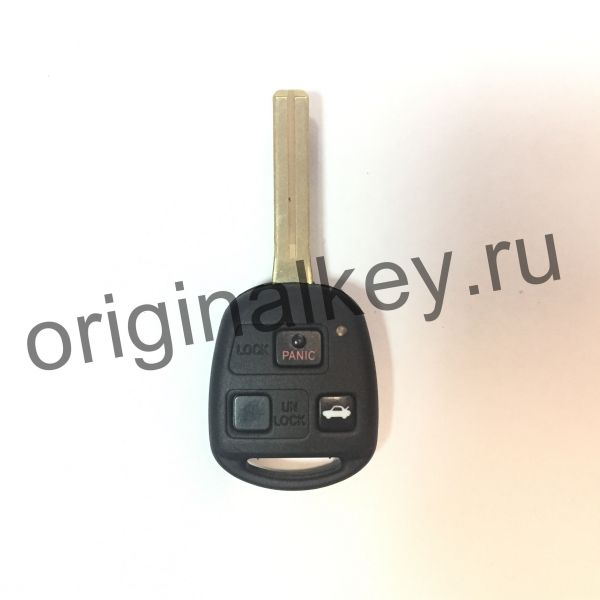 Ключ для LEXUS ES300/330 2001-2003, IS300 2000-2005, SC300/400 1997-2000