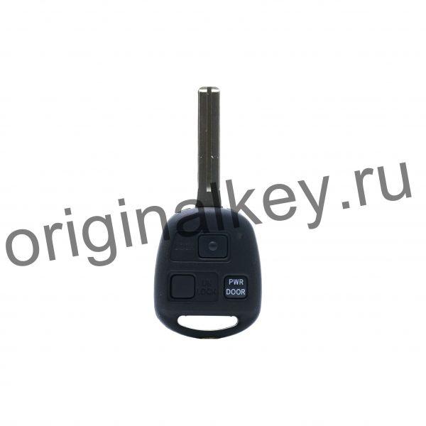 Ключ для Lexus RX 2003-2008