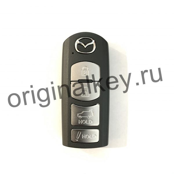 Ключ для Mazda CX-5 2017-, CX-9 2017-, 315 MHZ