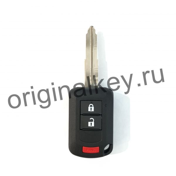 Ключ для Mitsubishi Eclipse Cross 2018-, 315 Mhz