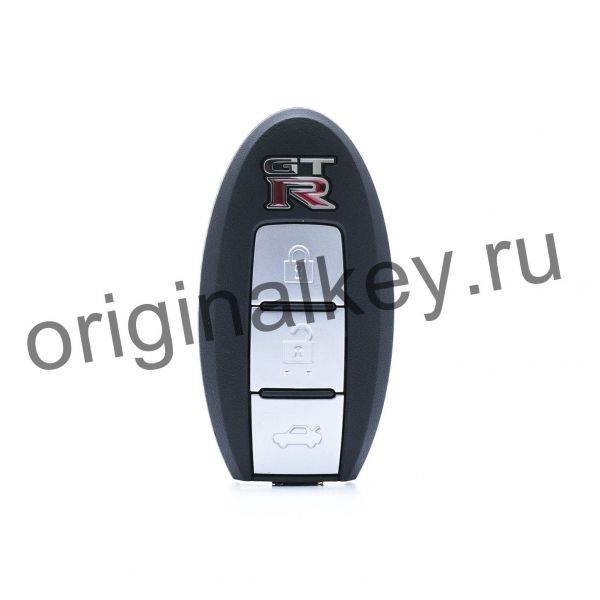 Ключ для Nissan GT-R 2008-, PCF7952