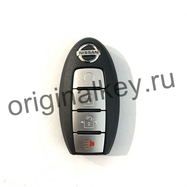 Ключ для Nissan Pathfinder 2015, HITAG 3