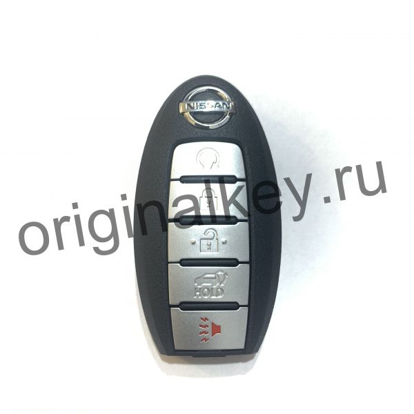 Ключ для Nissan Pathfinder 2015-, Murano 2014-, Hitag AES