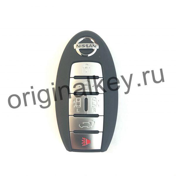 Ключ для Nissan Quest 2010-, Trunk, PCF7952
