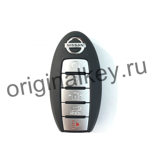 Ключ для Nissan Rogue 2018-2019, Hitag AES