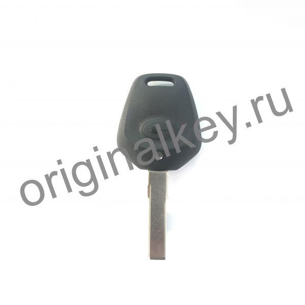 Ключ для Porsche 911 Carrera 1998-2005, GT3 1999-2005, ID48
