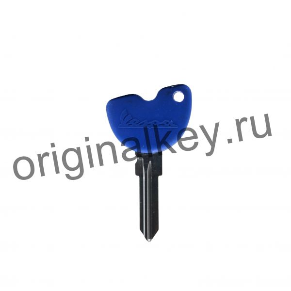 Ключ для скутеров VESPA с чипом