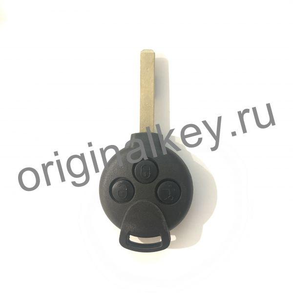 Ключ для Smart 2007-2015