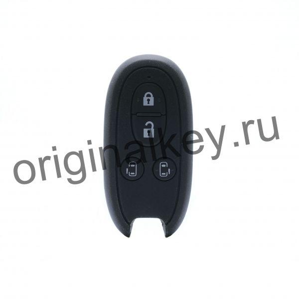 Ключ для Suzuki Solio 2015-, 4 buttons