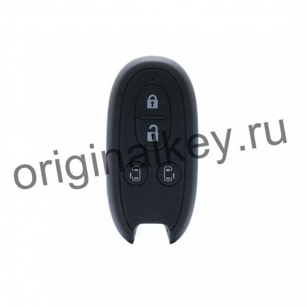 Ключ для Suzuki Spacia 2013-2017, 4 buttons