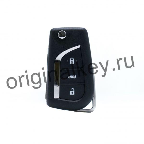 Ключ для Toyota Corolla 2013-, Auris/Auris Hybrid 2012-