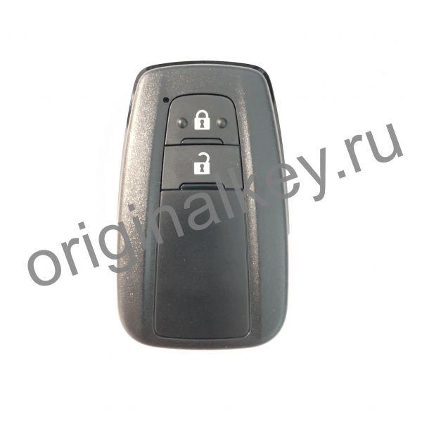 Ключ для Toyota Corolla 2018-, 14FAN