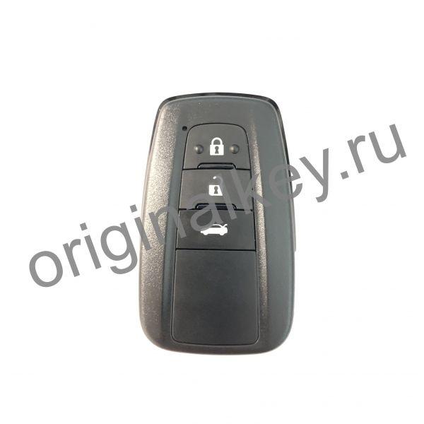 Ключ для Toyota Corolla 2019-, Trunk, 14FAN