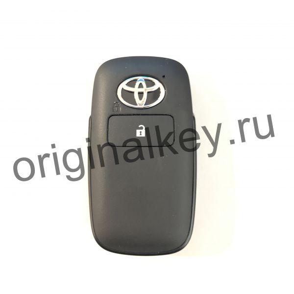 Ключ для Toyota Raize 2019-
