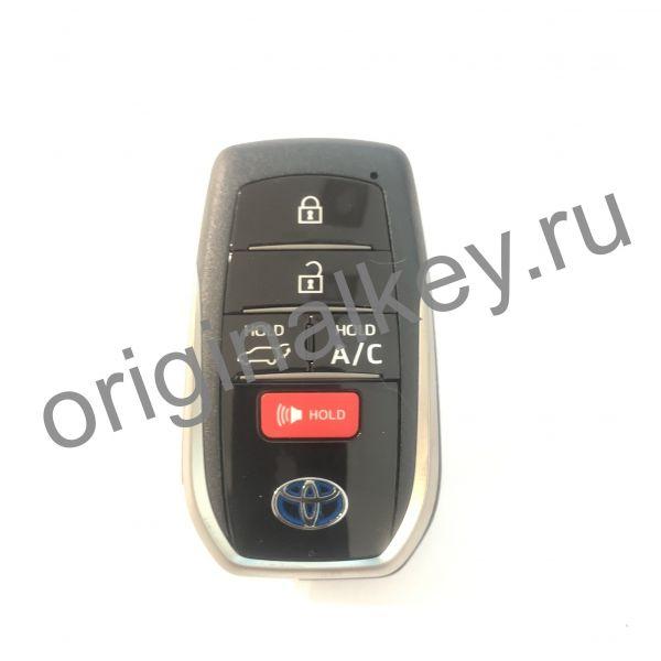 Ключ для Toyota Rav4 2020-, 14FBX