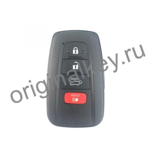 Ключ для Toyota Rav 4 2018-, 14FBC, Hybrid