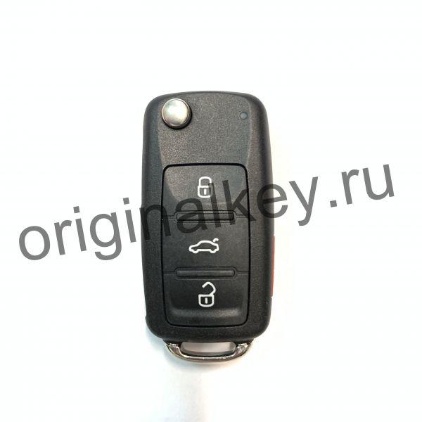 Ключ для Volkswagen Beetle 2016-, Jetta 2016-, Tiguan 2016-