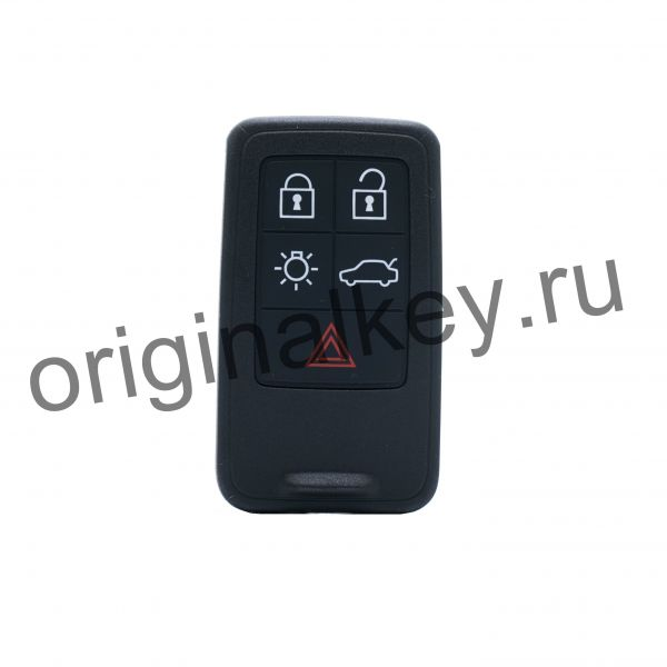 Ключ для Volvo V40 2013-, S60 2009-, V60 2009-, XC60 2009-2017, V70 2008-, XC70 2008-, S80 2007-2016, 433 Mhz