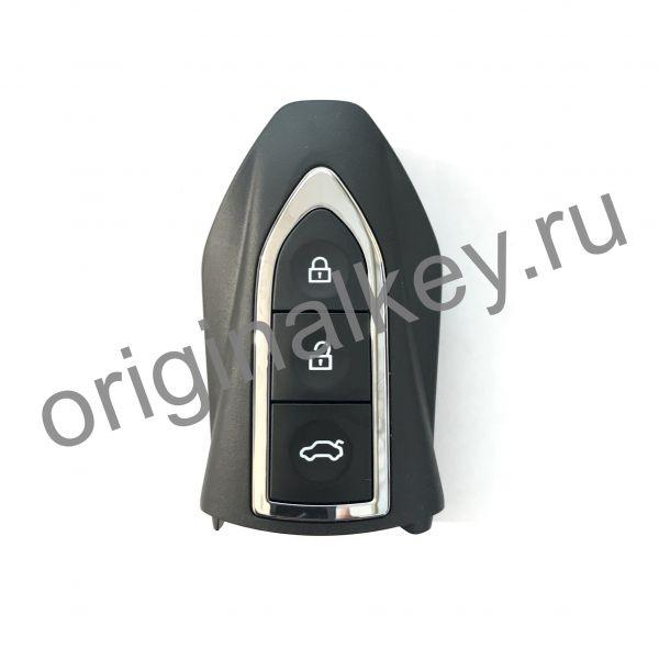 Ключ для Zotye T600 2013-2021
