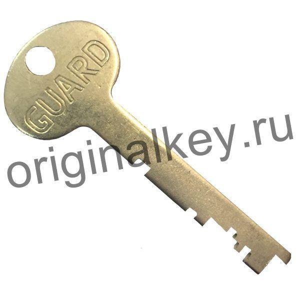 Ключ банка для замков фирмы Sargent and Greenleaf серии 4440