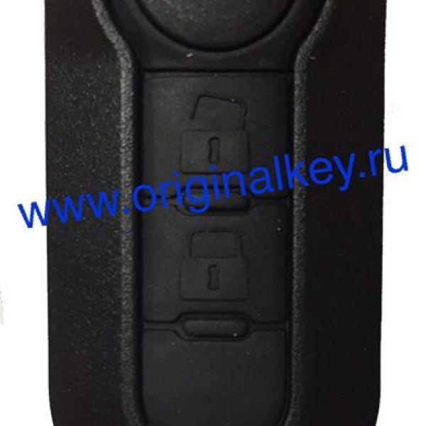 Ключ для Citroen Jumper 2006-2015, Fiat Ducato 2006-2014, Peugeot Boxer 2006-2015, PCF7946