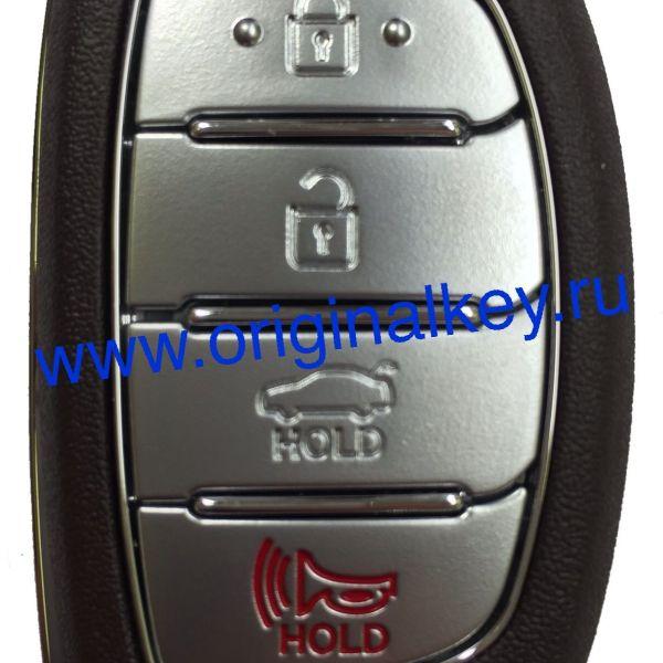 Ключ для Hyundai i40 (DF) 2011-2012, TEXAS DST+