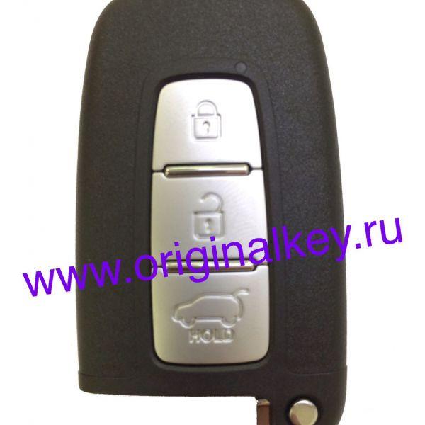 Ключ для  Kia Sportage 2010-2013, Sorento 2009-2012, Soul 2008-2013, PCF7952