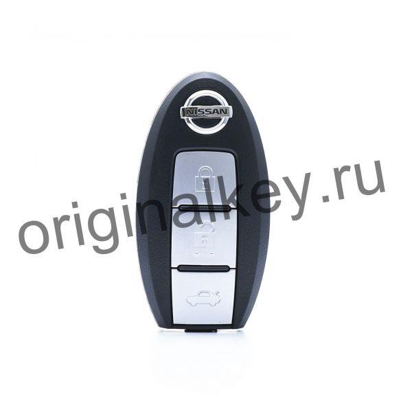 Ключ для Nissan Murano Crosscab 2010-2014, Altima 2006-2013, Maxima 2008-, PCF7952