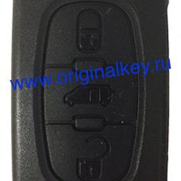 Ключ для Peugeot Expert 3 / Expert Tepee 2009-, PCF7941, HU83