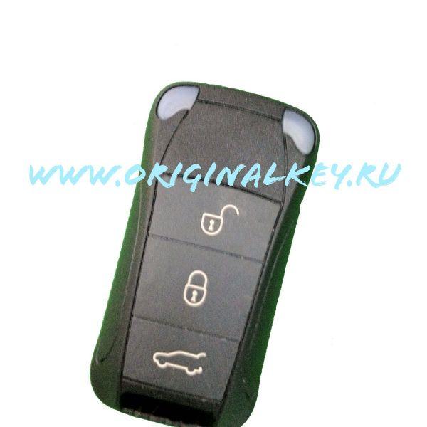 Ключ для Porsche Cayenne 2003-2010, 315Mhz, PCF7943, Keyless Go