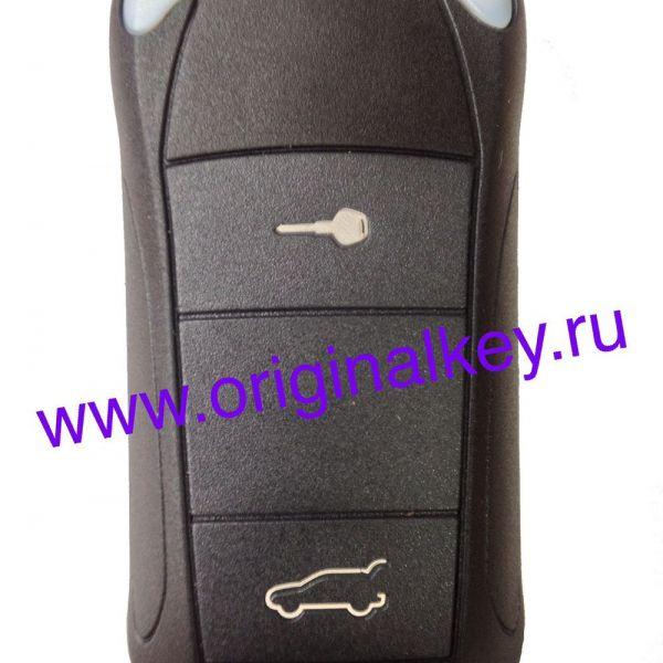 Ключ для Porsche Cayenne 2003-2010, 315Mhz, PCF7946