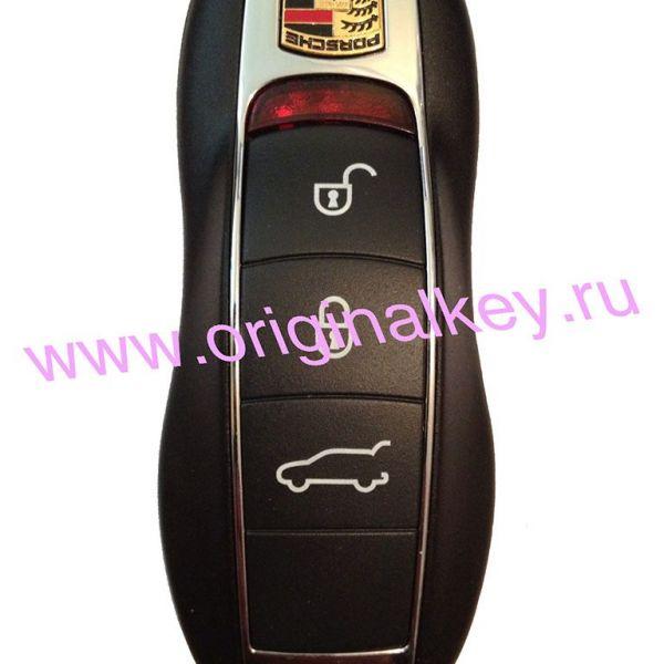 Ключ для Porsche Cayenne New, 434Mhz, PCF7953