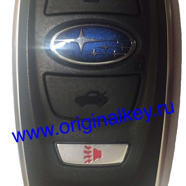 Ключ для Subaru BRZ 2014-, Subaru Forester 2015-, Америка