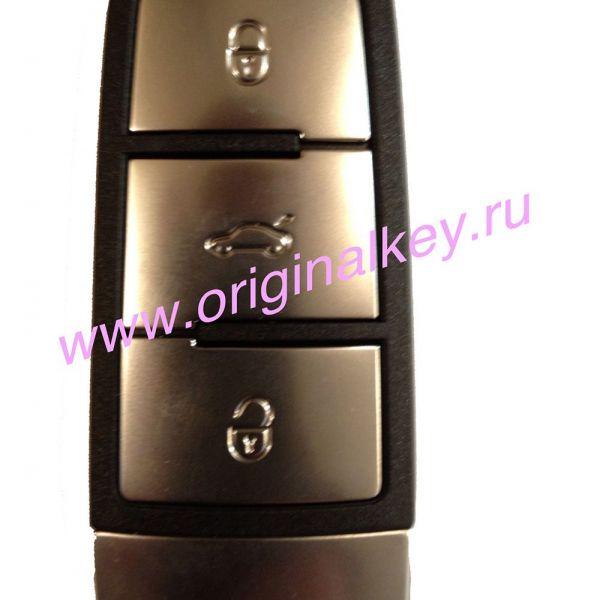 Ключ для Passat B6 2005-2011, B7 2011-2015, СС 2008-2017, ID48