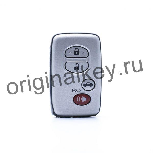Ключ для Toyota Camry 2009-2011, Avalon 2010-2012, Corolla 2010-2013