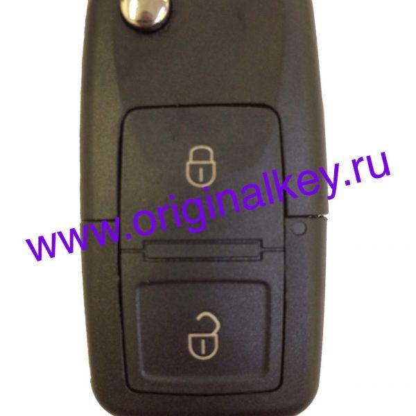 Ключ для Skoda Octavia 2002-2009, 434Mhz