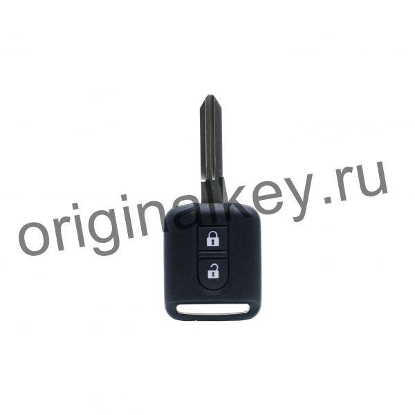 Ключ для Almera 2000-2006, Almera Tino 2000-2005, Primera 2002-2007, PCF7936