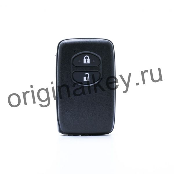 Ключ для Aqua 2011-, Corolla AxiO/Fielder 2012-, IQ 2013-,Prius 2009-, Prius A 2011-, Ractis 2010-, Vitz 2010-, Wish 2009-