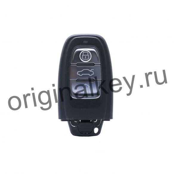 Ключ для Audi А4, А5, А6, А7, А8, Q5 с 2008 г., 315MHz, Keyless Go
