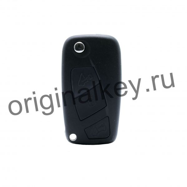 Key for Fiat cars