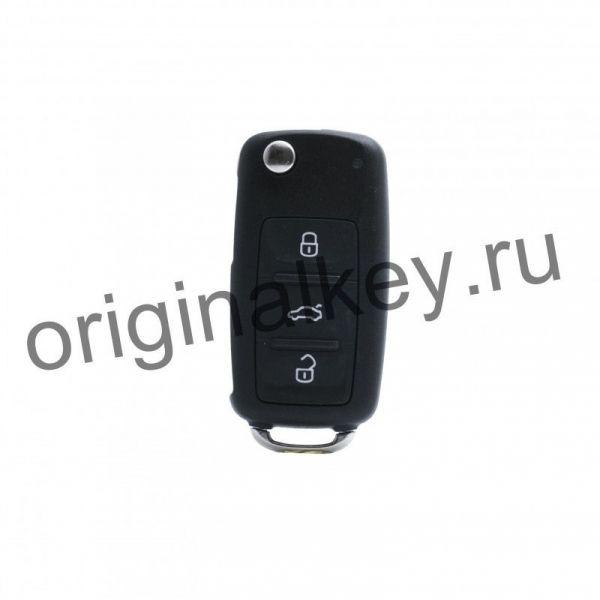 Ключ для Beetle, Caddy, Jetta, Tiguan, T5.  5K0837202BH