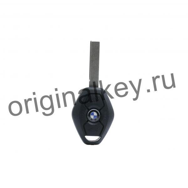 Ключ для BMW с CAS 2 (E60/E61/E63/E64), 315MHz