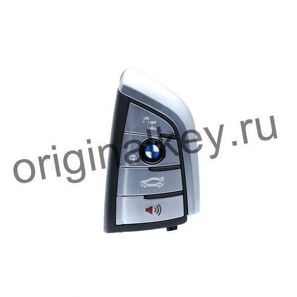 Ключ для BMW X5 серии (F15,F16,F85) c 2013 г., 434 Mhz