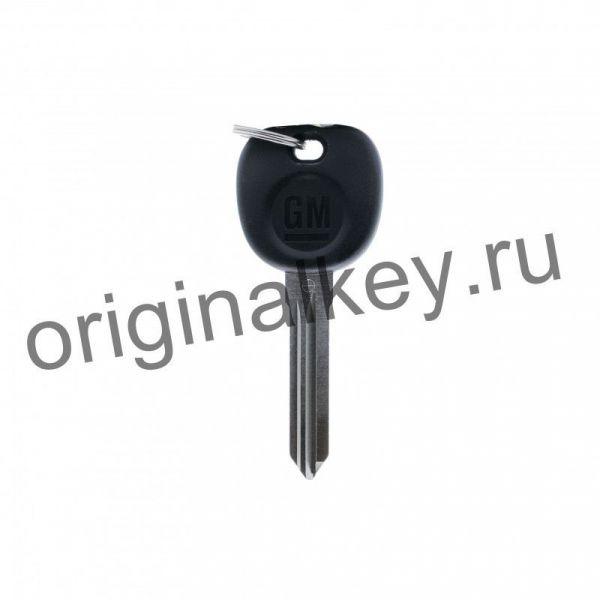 Ключ для Cadillac, Chevrolet
