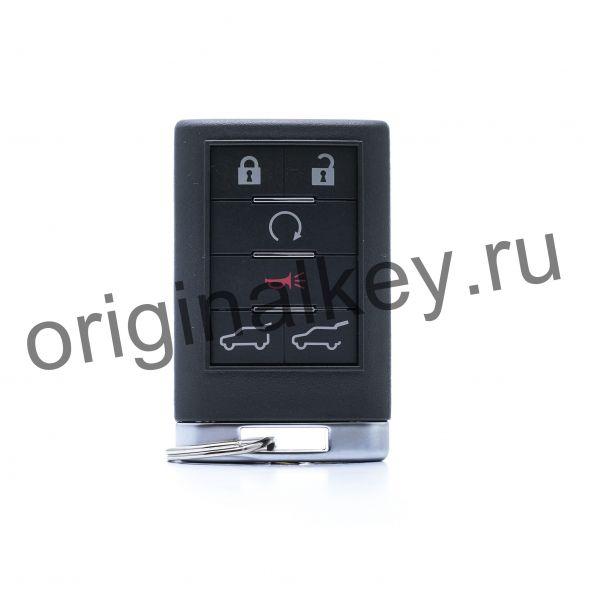 Ключ для Cadillac Escalade III 2008-2014, 433MHZ, Driver 2