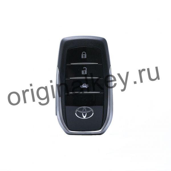 Ключ для Toyota Camry, Camry/Hybrid 2014-2018, MDL BJ1EW